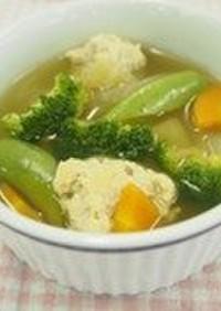 広島野菜のごろごろスープ