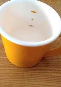 自分で作る簡単にできる飲むヨーグルト