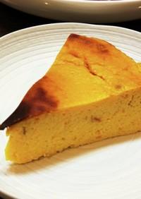 低脂質♪かぼちゃ豆乳ヨーグルトケーキ