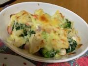 ブロッコリーのチーズ焼き☆の写真