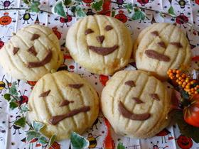 ♪かぼちゃの顔した・ハロウィンパン♪