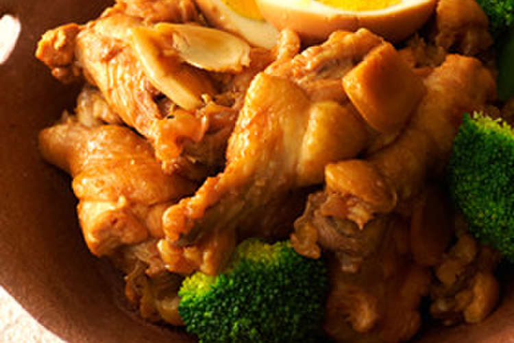 鶏 の さっぱり 煮 ミツカン