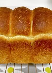 準強力粉の食パン