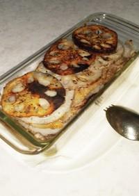 豚肉とれんこんのクレイジーソルト焼き