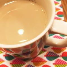 豆乳で!すっきり!カフェオレ♡♡