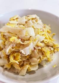 私の大定番!白菜の和風ごまマヨサラダ
