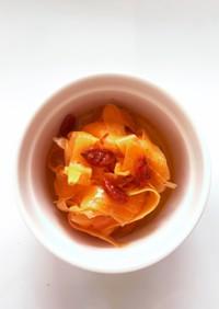 発酵美肌惣菜☆甘麹のにんじんラペ