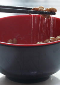 温度管理不要!炊飯器で納豆作り
