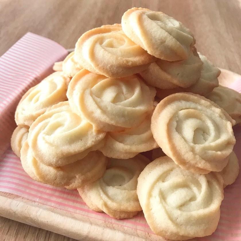 絞り出しクッキー(牛乳)