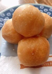簡単サクッbhc風チーズボール(白玉粉)