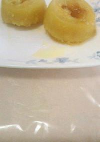 レモンの溶岩ケーキのレシピ