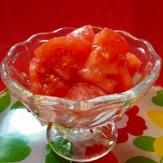おしゃれな冷やしトマト ~ルビートマト~
