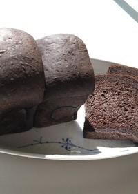 しっとりふわふわ!ビターチョコ生食パン