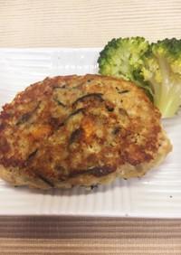 1歳♡栄養満点ひじき野菜の豆腐ハンバーグ