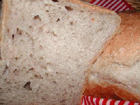 風変わりな*フランス食パン