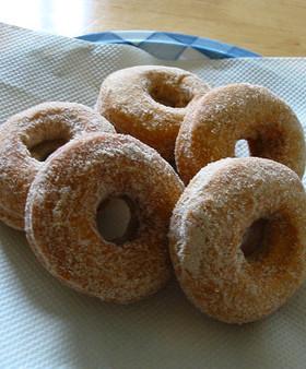 我が家のとっておきドーナツ♥