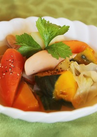 健康野菜スープ