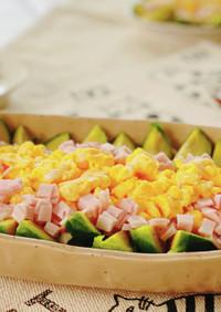 メキャベツのおかずサラダ【JA遠州夢咲】