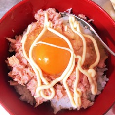 卵かけご飯丼