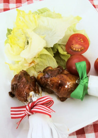 鶏手羽元のさっぱり煮