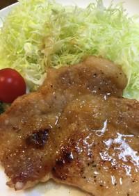 簡単♡豚の生姜焼き♡