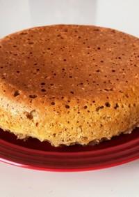 炊飯器で☆オートミールケーキ(プレーン)