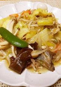 野菜たっぷり!肉野菜いため(八宝菜)