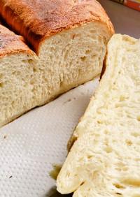 メモ◎ 鍋焼き手ごね低温発酵パン
