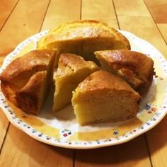 ふわっふわのマーマレードケーキ♪簡単♪