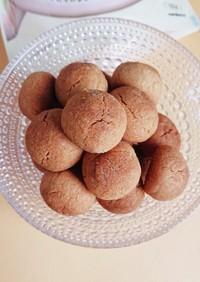 小麦粉も卵も使わないたんぱく質クッキー