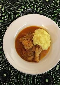 タンザニア★鶏肉スープ