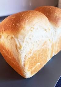シンプルな材料でふわもち豆乳食パン