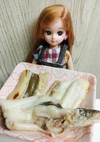 リカちゃん♡穴子の塩麹漬け白焼きξξ