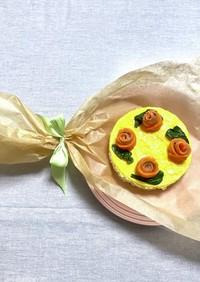 ひな祭り母の日ライスケーキサーモンとツナ