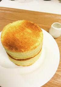 プロトタイプ☆スフレパンケーキ(準備中)