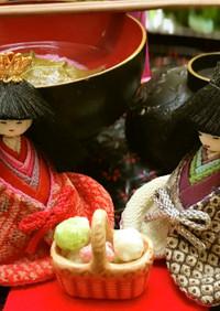 道明寺のお汁粉