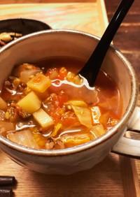 はるちゃんちのデトックススープ