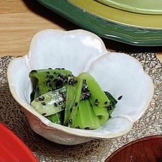 簡単★美味しい★小松菜のナムル