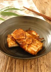 タチウオのピリ辛中華煮
