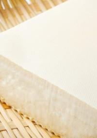 料理の基本:豆腐の水切り