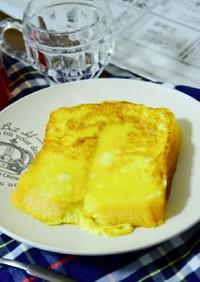 アーモンドミルクフレンチトースト