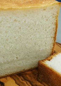 米粉100%の食パン☆グルテンフリー