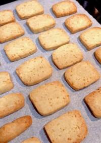 ビニール袋で完結!アイスボックスクッキー