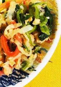 【適当レシピ】切り干し大根の炒め煮 鮭缶