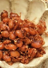 大豆と桜えびのふりかけ