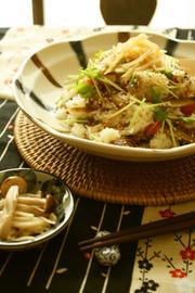 牛肉✿きんぴら寿司の写真
