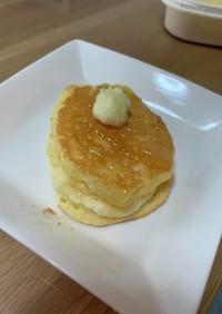 スフレ米粉パンケーキ