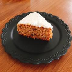 米粉 イギリス風キャロットケーキ