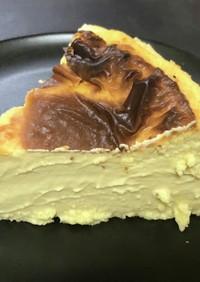 ウイスキーバスクチーズケーキ