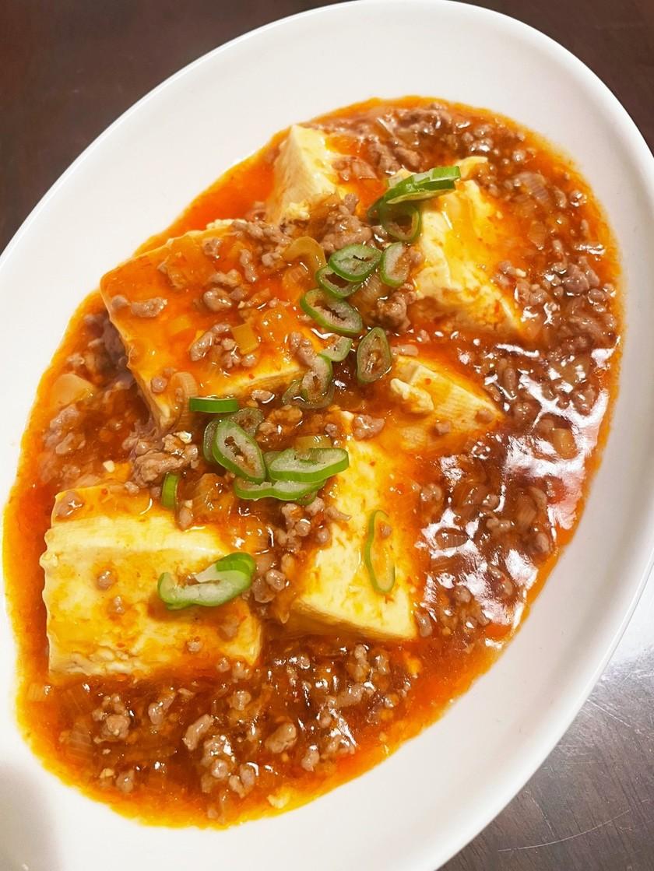 激うま 麻婆豆腐